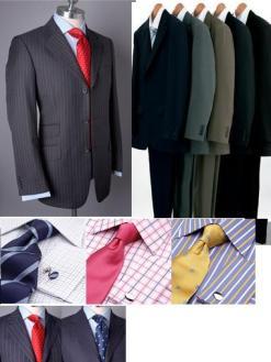 men wardrobe