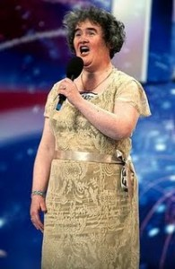 Susan Boyle Before